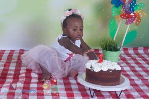 Fotografia Smash The Cake, Fotografia de bebé, Fotografia de crianças